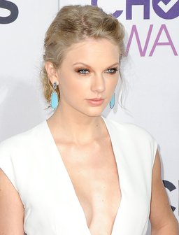 Taylor Swift Low Cut Dess