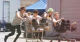5 Seconds of Summer Amnesia BTS