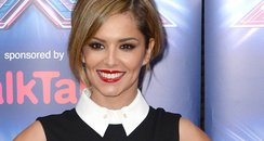 Cheryl X Factor Launch 2014