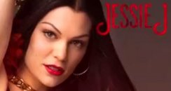 Jessie J Burnin' Up Artwork