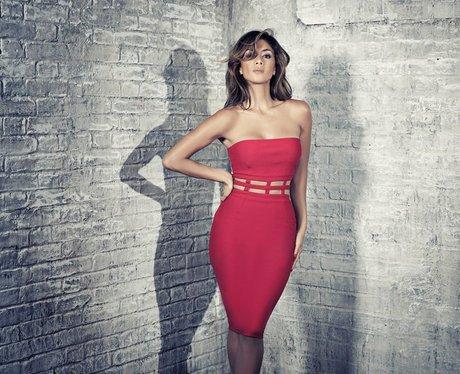 Nicole Scherzinger launches clothing range