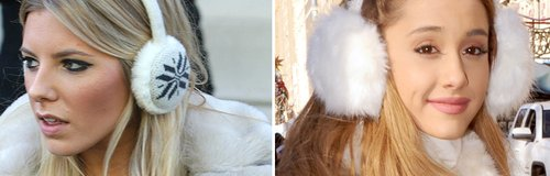 Winter Fashion: Ear Muffs
