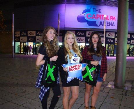 Ed Sheeran at Capital FM Arena 22nd Oct