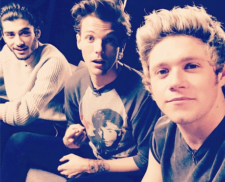 one direction are ready for four are you this week