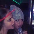 Selena Gomez Cara Delevingne Karaoke