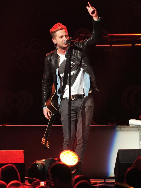 OneRepublic Ryan Tedder Stage
