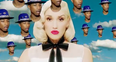 Gwen Stefani Spark The Fire video still