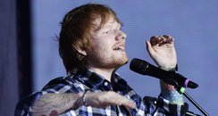 Ed Sheeran Live at the Jingle Bell Ball 2014