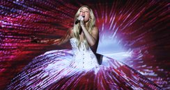 Ellie Goulding Royal Variety Performance 2014