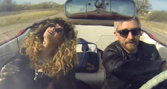 DJ Fresh Ella Eyre Gravity video still