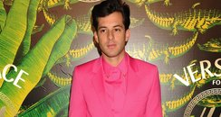 Mark Ronson Pink Suit