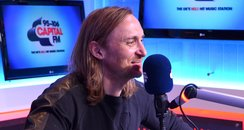 David Guetta On Capital FM