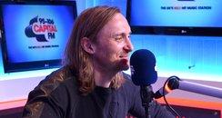 David Guetta On Capital FM