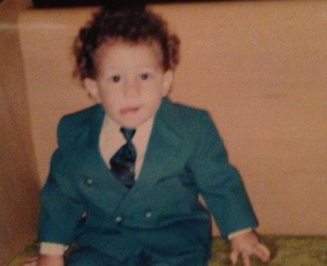 Nick Jonas Baby Picture