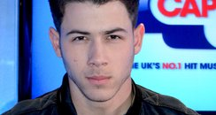 Nick Jonas On Capital FM
