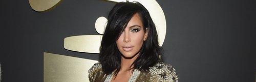 Kim Kardashian Grammy Awards 2015