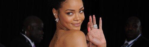 Rihanna at the Grammy Awards 2015
