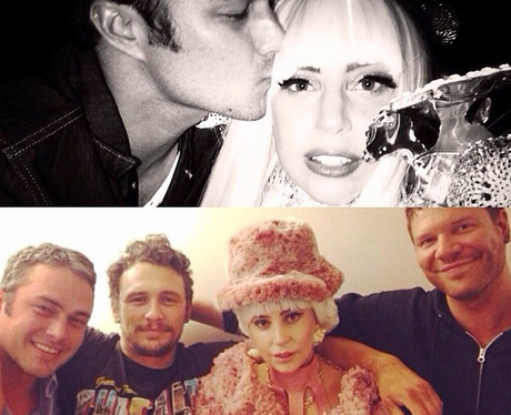 Lady Gaga & Taylor Kinney: 12 Completely ADORABLE Pics Of ...