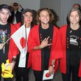 5 Seconds Of Summer in Japan