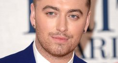 Sam Smith BRIT Awards Red Carpet