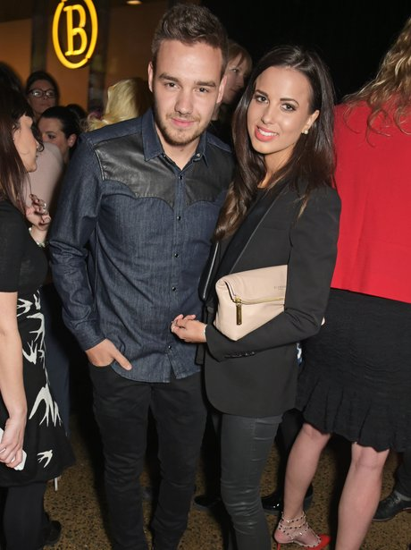 Liam Payne and Sophia Smith at an event