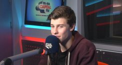 Shawn Mendes On Capital FM