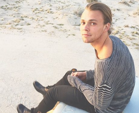Ashton Irwin Instagram 2015