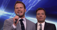 Chris Pratt Jimmy Fallon Nonsense Karaoke