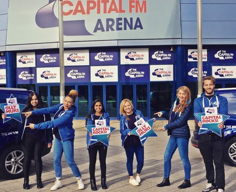 Olly Murs @ Capital FM Arena - Thursday