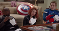Black Widow SNL Spoof