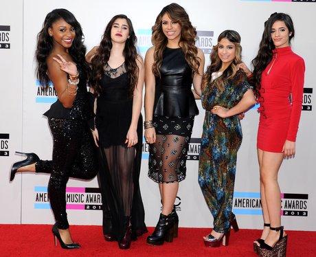 Fifth Harmony American Music Awards 2013