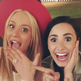 Demi Lovato and Iggy Azalea