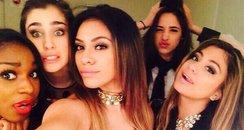 Fifth Harmony Selfie