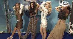 Little Mix Dance Tutorial Summertime Ball 2015