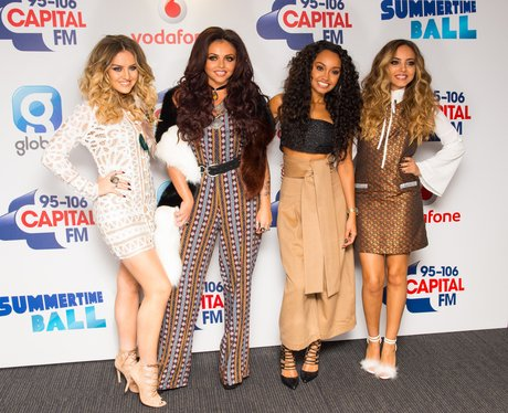 Little Mix summertime ball outfit