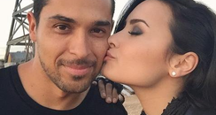Demi Lovato Wilmer Valderrama Instagram