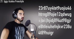 23 rap styles viral video