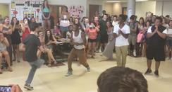 Dancing Teen YouTube Viral