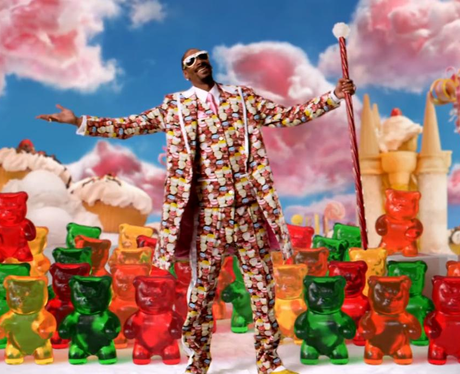 Snoop Dog 'California Gurls' Video
