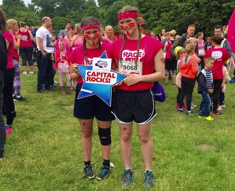 Pretty Muddy - 20th June Pre-Race Pics