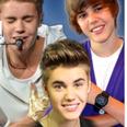 Justin Bieber Singing Backwards