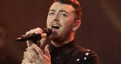 Sam Smith at V Festival 2015