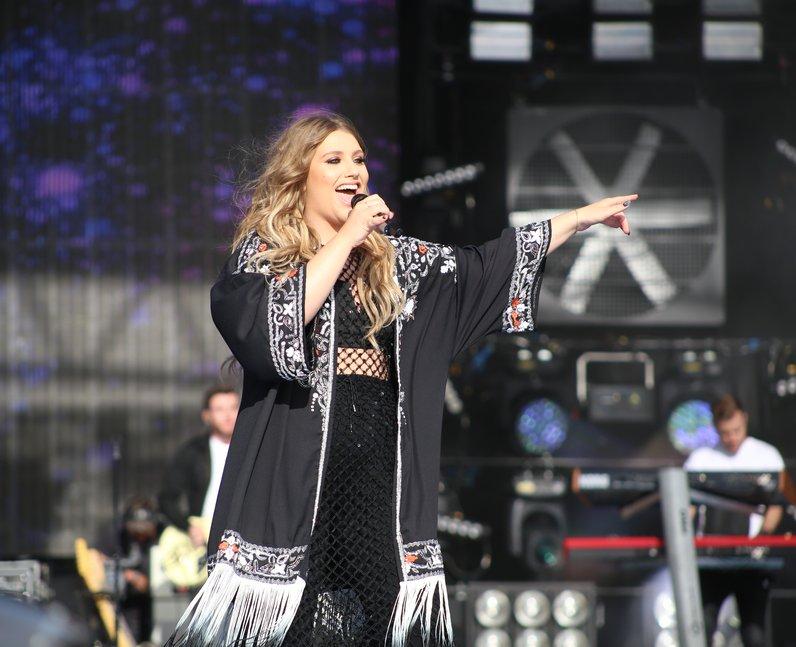 Ella Henderson live at Fusion Festival 2015