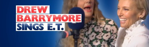 Drew Barrymore Covering ET