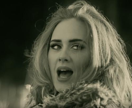 Adele Hello Music Video Still