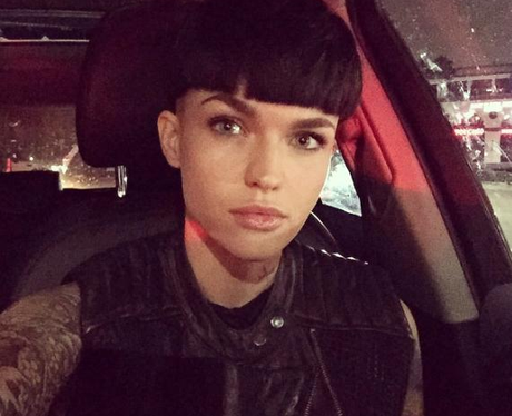 Ruby Rose early 2015