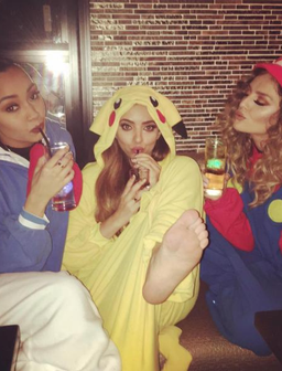 Little Mix Japan Fancy Dress Instagram