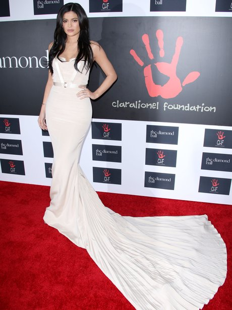 Kylie Jenner Rihanna's Diamond Ball, Los Angeles