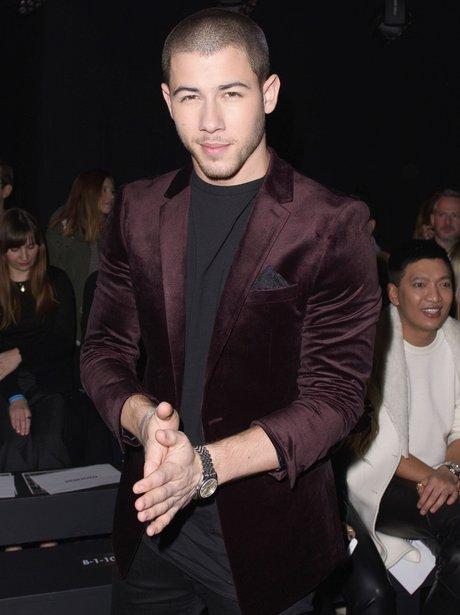 Nick Jonas Topman show London