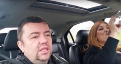 Budget Adele Carpool Karaoke